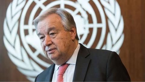 BM'den Suriye Anayasa Komitesi açıklaması