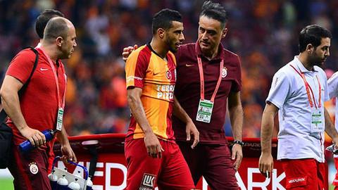 Galatasaray'a Belhanda müjdesi