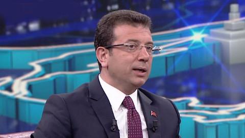 İBB Başkanı İmamoğlu'ndan deprem açıklaması