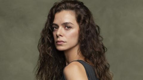 Kadın dizisi setinde 'beyaz saç' krizi