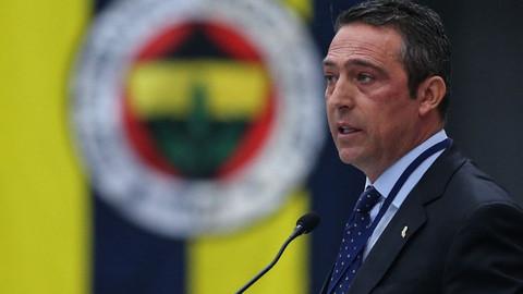 Tahkim Kurulu Ali Koç'un cezasını kaldırdı