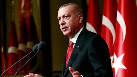 Cumhurbaşkanı Erdoğan 2023'ü hedef gösterdi!