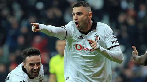 Burak Yılmaz, Trabzonspor maçına özel olarak hazırlanıyor