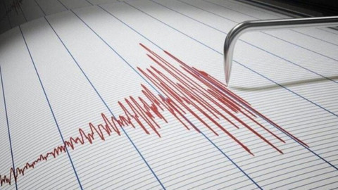 Akdeniz'de 5.1 büyüklüğünde deprem!
