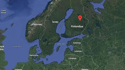 Finlandiya'da silahlı saldırı
