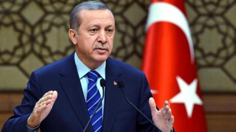Cumhurbaşkanı Erdoğan'dan, 'Sistemde değişikliği' açıklaması