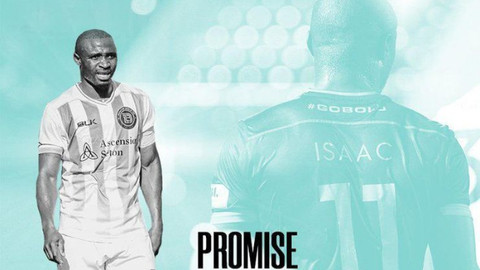 Isaac Promise hayatını kaybetti!