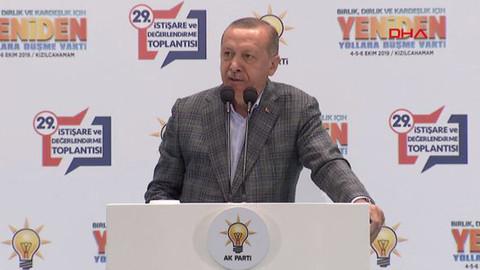 Cumhurbaşkanı Erdoğan: Birlik, dirlik için yeniden yollara düşme vakti!