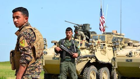 Terör örgütü YPG/PKK ABD'yi suçladı
