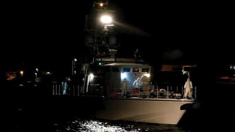 Akdeniz'de tekne battı!