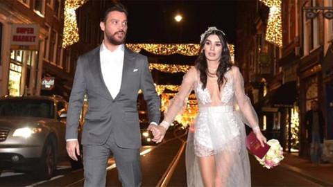 Sinan Akçıl ve Burcu Kıratlı yeniden evleniyor!