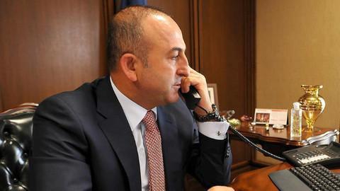 Bakan Çavuşoğlu Rus mevkidaşı ile görüştü