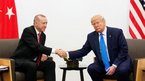 Trump, Erdoğan görüşmesinin tarihi belli oldu!