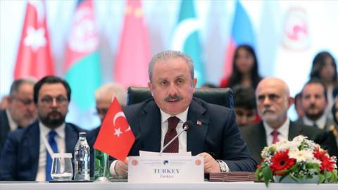 Meclis Başkanı Şentop: Ülkeler yabancı teröristler konusunda elini taşın altına koymalı