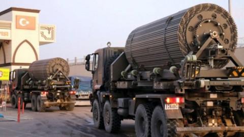 Erdoğan'dan talimat bekleniyor! Tanklar Fırat'ın doğusundan böyle geçecek