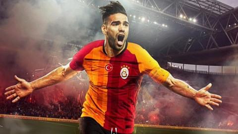 Radamel Falcao, Sivasspor maçında oynayacak mı?