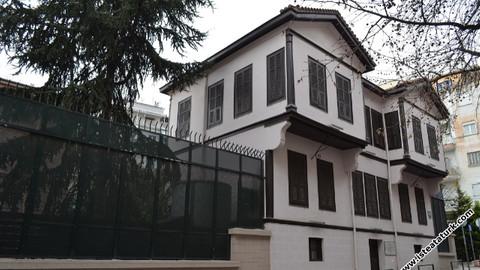 Atatürk'ün Selanik'teki evine saldırı düzenlendi