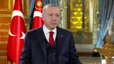 Cumhurbaşkanı Erdoğan'dan Trump'a yanıt