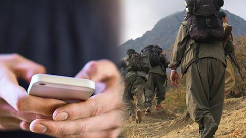 Terör örgütü PKK'nın Instagram oyunu!
