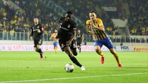 Beşiktaş galibiyete hasret