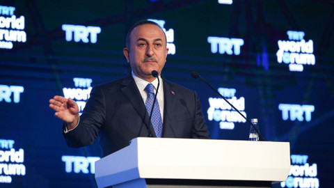 Çavuşoğlu uyardı: Çekilme tamamlanmazsa operasyon tekrar başlayacak