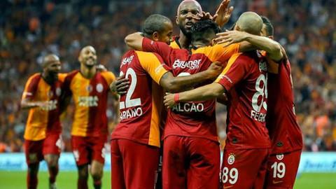 Radamel Falcoa oynayacak mı? İşte Galatasaray'ın Real Madrid 11'i !