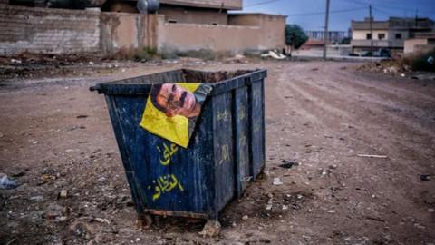 Günün fotoğrafı Tel Abyad'dan