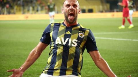 Muriç atıyor Fenerbahçe kazanıyor