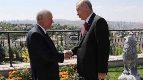 Erdoğan, Bahçeli'ye geçmiş olsun ziyaretinde bulunacak