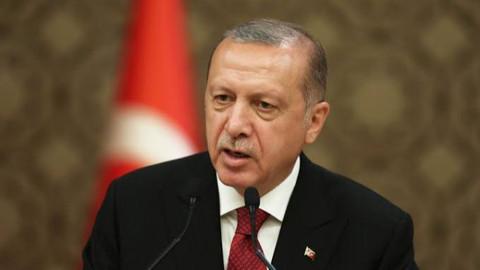 Cumhurbaşkanı Erdoğan: ABD Mazlum denilen teröristi bize teslim etmeli