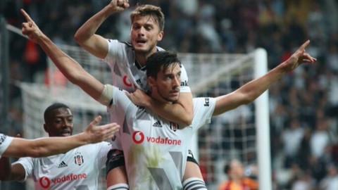 Beşiktaş, Galatasaray ile 'Umut'landı!