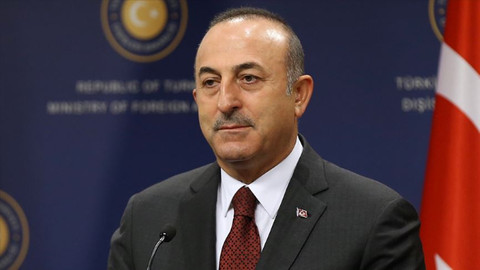 Çavuşoğlu'ndan 150 saat uyarısı: Terör örgütü hala çekilmezse. Türkiye temizler