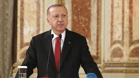 Erdoğan'dan çok net operasyon mesajı
