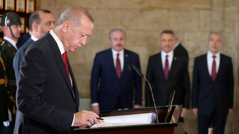 Cumhurbaşkanı Erdoğan'dan Barış Pınarı Harekatı vurgusu