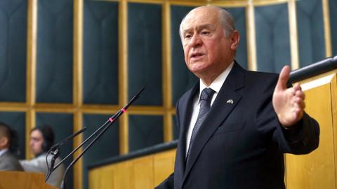 MHP lideri Devlet Bahçeli 'Temsilciler Meclisi ve 1915 olayları' hakkında açıklamalarda bulundu