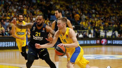 Fenerbahçe Beko 5. maçında 4. yenilgisini aldı