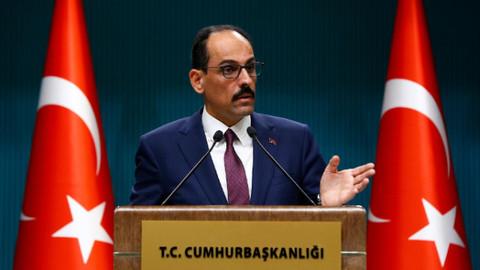 Cumhurbaşkanlığı Sözcüsü Kalın: Mülteci meselesi sadece Türkiye'nin meselesi değildir