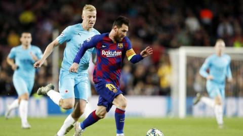 Barça'dan sürpriz sonuç
