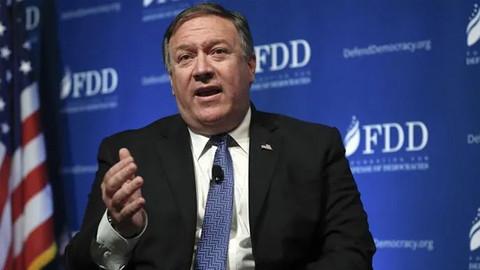 Pompeo o ülkeyi işaret etti: Irak ve Lübnan'daki sorunlardan sorumlu