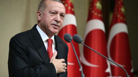 Cumhurbaşkanı Erdoğan: Bağdadi'nin eşini yakaladık
