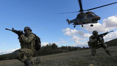 Ağrı'daki operasyonda 8 terörist etkisiz hale getirildi