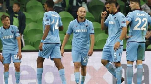 Trabzonspor Avrupa'ya havlu attı
