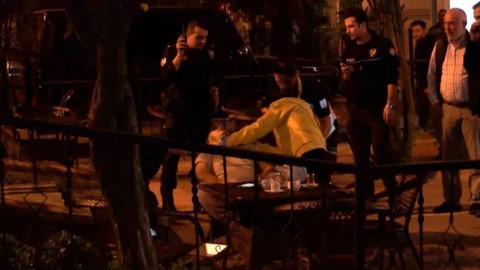 İstanbul'da kanlı infaz