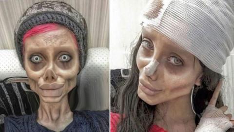 İranlı Angelina Jolie'den pişmanlık açıklaması!