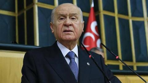Bahçeli'den Erdoğan'ın ABD ziyareti açıklaması:  MHP Sayın Erdoğan'ın destekçisidir
