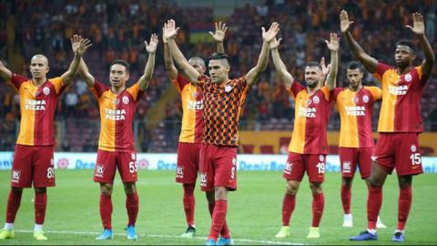 Galatasaray, seyircide ve gelirde de lider