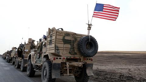 Pentagon'dan Suriye açıklaması: 600 askerimiz kalacak