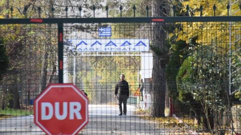Tampon bölgede kalan terörist hakkında karar verildi