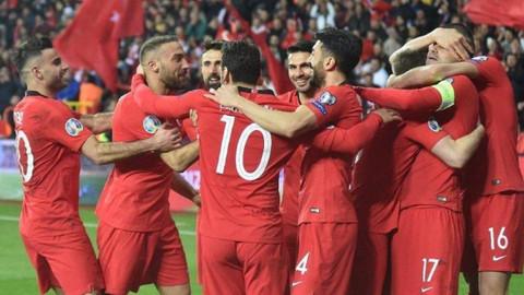 Türkiye, EURO 2020 için sahada