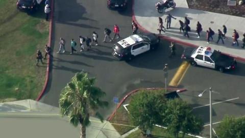 ABD'de bir okula silahlı saldırı!